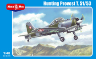 Hunting-Percival Provost T.51/53 #MCK48015