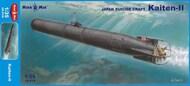 Kaiten-II Japanese Suicide submarine #MM35-021