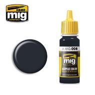 MIG Productions  MIG Acrylic Paint RAL 7021 Dunkelgrau MIG0008