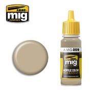 MIG Productions  MIG Acrylic Paint RAL 7027 SANDGRAU MIG0009