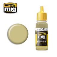 MIG Productions  MIG Acrylic Paint RAL 7028 DUNKELGELB AUS Æ44 DG I MIG0011