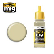 MIG Productions  MIG Acrylic Paint RAL 7028 DUNKELGELB AUS '44 DG III MIG0012