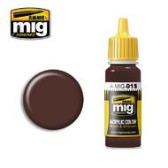 MIG Productions  MIG Acrylic Paint RAL 8017 SCHOKOBRAUN MIG0015