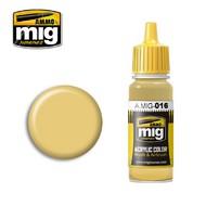 MIG Productions  MIG Acrylic Paint RAL 8020 GELBBRAUN MIG0016