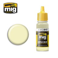 MIG Productions  MIG Acrylic Paint RAL 9001 CREMEWEISS MIG0017