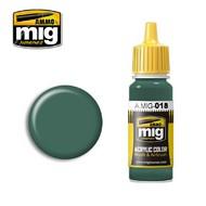 MIG Productions  MIG Acrylic Paint WAFFEN SS - POLIZEI GRUN MIG0018