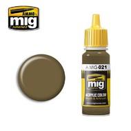 MIG Productions  MIG Acrylic Paint 7K RUSSIAN TAN MIG0021