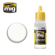 MIG Productions  MIG Wash WASHABEL WHITE CAMO MIG0024