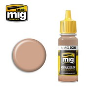 MIG Productions  MIG Acrylic Paint SAND BROWN MIG0026