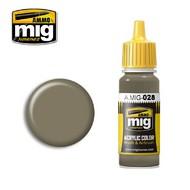 MIG Productions  MIG Acrylic Paint RAL7050 F7 GERMAN GREY BEIGE MIG0028