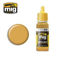 MIG Productions  MIG Acrylic Paint SAND YELLOW MIG0030