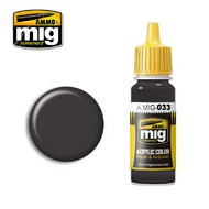 MIG Productions  MIG Acrylic Paint RUBBER & TIRES MIG0033