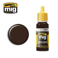 MIG Productions  MIG Acrylic Paint RUST Tracks MIG0034