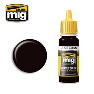MIG Productions  MIG Acrylic Paint DARK Tracks MIG0035