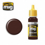 MIG Productions  MIG Acrylic Paint OLD RUST MIG0042