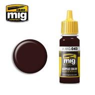 MIG Productions  MIG Acrylic Paint SHADOW RUST MIG0043