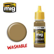 MIG Productions  MIG Wash Washable Dust (RAL 8000) MIG0105