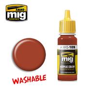MIG Productions  MIG Wash WASHABLE RUST MIG0109