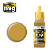 Ammo by Mig Jimenez  MIG Acrylic Paint RLM 79 SANDGELB AMM0222