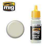 Ammo by Mig Jimenez  MIG Acrylic Paint FS 36622 GRAY AMM0226