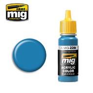 Ammo by Mig Jimenez  MIG Acrylic Paint FS 15102 DARK GRAY BLUE AMM0229
