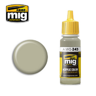 MIG Productions  MIG Acrylic Paint SKY TYPE S (BS 210) MIG0243