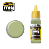 MIG Productions  MIG Acrylic Paint DUCK EGG GREEN (BS 216) MIG0244