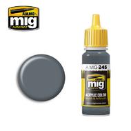 MIG Productions  MIG Acrylic Paint OCEAN GREY (BS 629) MIG0245