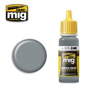 MIG Productions  MIG Acrylic Paint MEDIUM SEA GREY (BS 637) MIG0246
