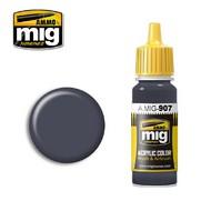 MIG Productions  MIG Acrylic Paint GREY DARK BASE MIG0907