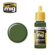 MIG Productions  MIG Acrylic Paint GREEN BASE MIG0916