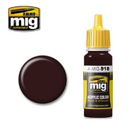 MIG Productions  MIG Acrylic Paint RED PRIMER SHADOW MIG0918
