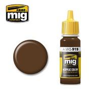 MIG Productions  MIG Acrylic Paint RED PRIMER  DARK BASE MIG0919