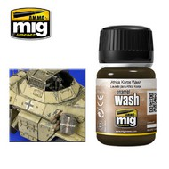 MIG Productions  MIG Wash Afrika Korps wash MIG1001