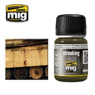 MIG Productions  MIG Grime Streaking grime for US Modern Vehicles MIG1207