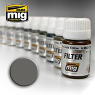 MIG Productions  MIG Filters Grey FOR WHITE MIG1501