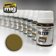 MIG Productions  MIG Filters Ochre for Light Sand MIG1503