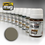 MIG Productions  MIG Filters Grey for Yellow Sand MIG1505