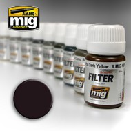 MIG Productions  MIG Filters Brown for Dark green MIG1506