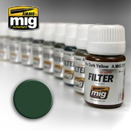 MIG Productions  MIG Filters green for Grey green MIG1508