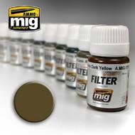 MIG Productions  MIG Filters TAN FOR 3 TONE CAMO MIG1510