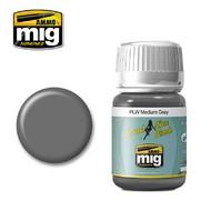 MIG Productions  MIG Panel Wash PLW MEDIUM Grey MIG1601