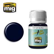 MIG Productions  MIG Panel Wash PLW DARK SEA BLUE MIG1603