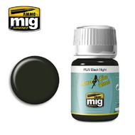 MIG Productions  MIG Panel Wash PLW BLACK NIGHT MIG1611