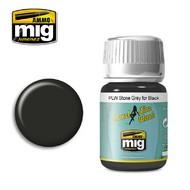 MIG Productions  MIG Panel Wash PLW STONE GREY FOR BLACK MIG1615