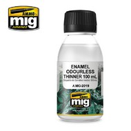 MIG Productions  Thinner ENAMEL OUDERLESS THINNER 100 ML MIG2019