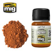 MIG Productions  MIG Pigments Light RUST MIG3006