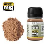 MIG Productions  MIG Pigments Brick dust MIG3015
