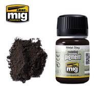 MIG Productions  MIG Pigments Metal Slag MIG3020
