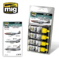 Bare Metal Aircraft Colors #MIG7216
